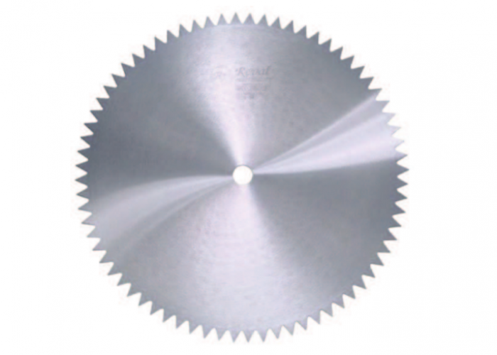 Chrome vanadium steel circular saw blade for edge planer